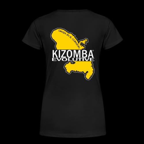 kizomba dos - T-shirt Premium Femme