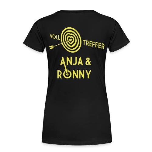 Anja und Ronny - Frauen Premium T-Shirt