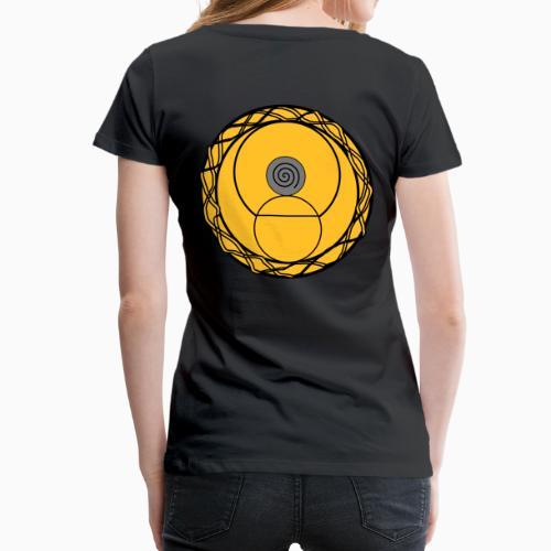 Rave Mandala Rave wear - Frauen Premium T-Shirt