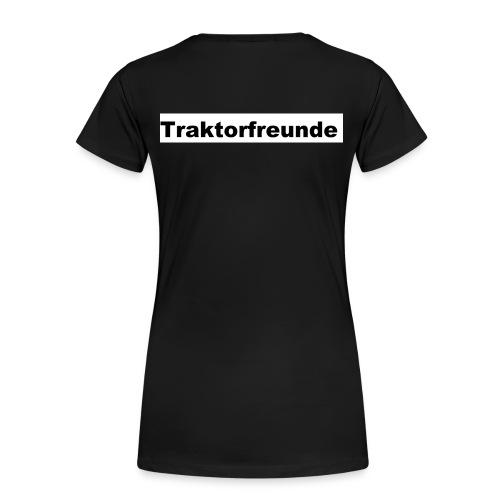Traktorfreunde - Frauen Premium T-Shirt