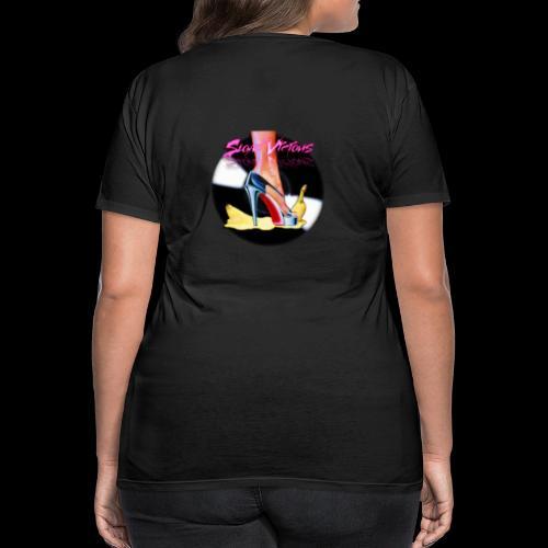 Sloan Vicious Hot Vinyl - T-shirt Premium Femme