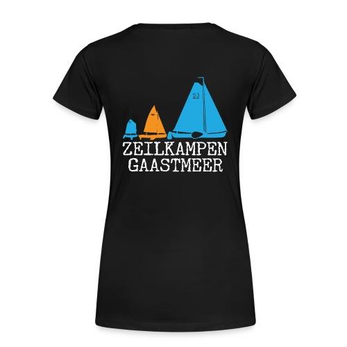 ZKG Wit - Vrouwen Premium T-shirt