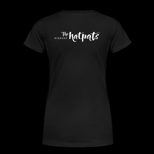 Hatpats Big Band - Frauen Premium T-Shirt