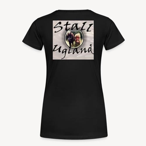 Stall Ugland - Premium T-skjorte for kvinner