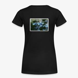 Flower - Frauen Premium T-Shirt