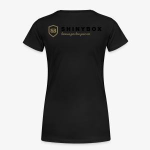 Shiny Box - Frauen Premium T-Shirt