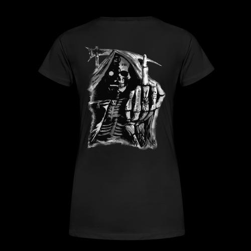 Condemned Streetfighters reaper - Naisten premium t-paita