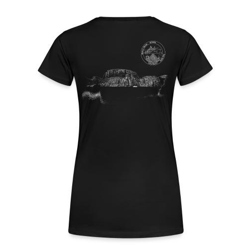 MSM66 fjord black - Frauen Premium T-Shirt