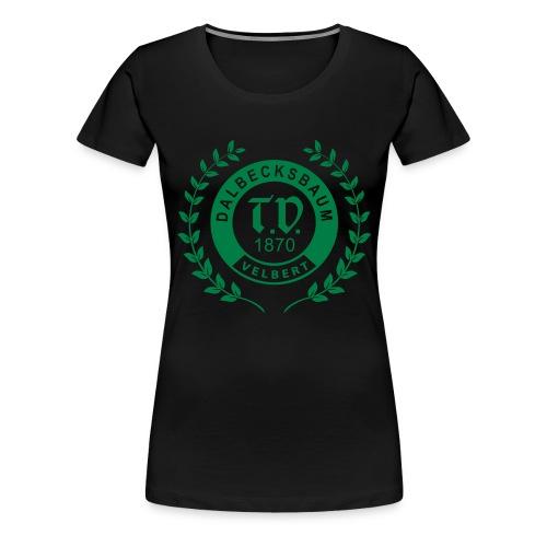 Lorbeere - Frauen Premium T-Shirt