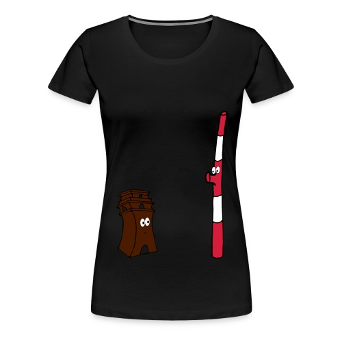 s2 - Frauen Premium T-Shirt