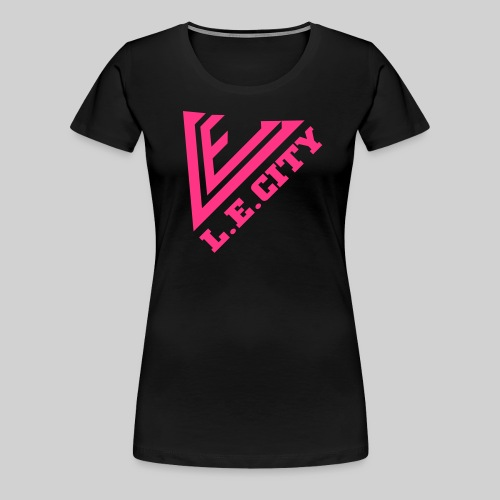 LE CITY - Frauen Premium T-Shirt