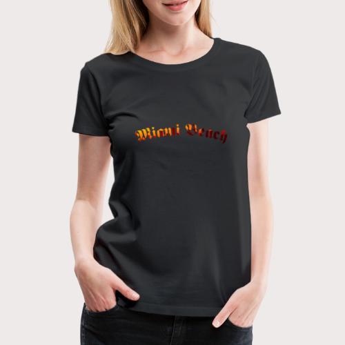 Miami Beach - Frauen Premium T-Shirt