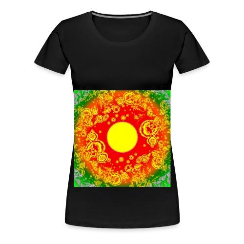 Muster 062 - Frauen Premium T-Shirt