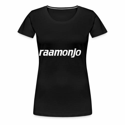 raamonjo v1 - Frauen Premium T-Shirt