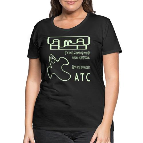 Buggbusters - Frauen Premium T-Shirt
