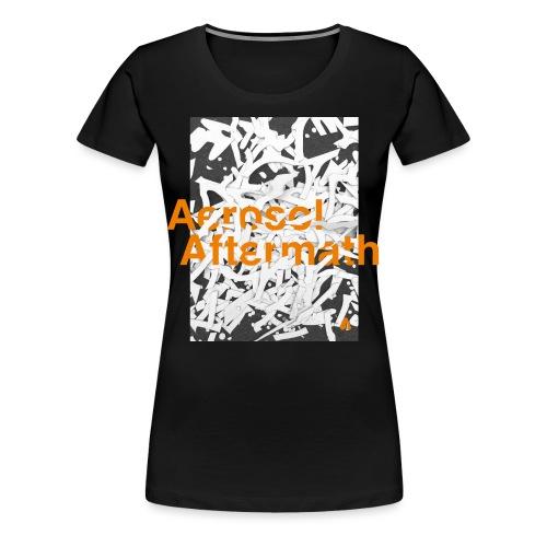 Stancil-Camo - Women's Premium T-Shirt