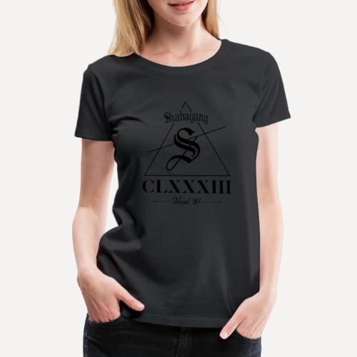 Hood 187 - T-shirt Premium Femme