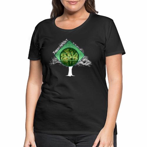 LFBG - EBG - Arbre - T-shirt Premium Femme