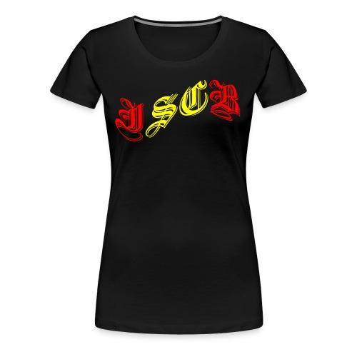 ESPAÑA-ISCB - Camiseta premium mujer