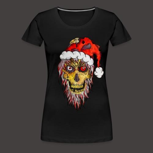 NO HELL DADDY - T-shirt Premium Femme