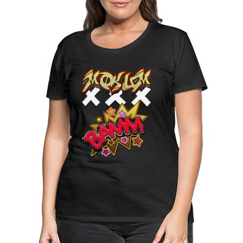 Mokum Bamm - Vrouwen Premium T-shirt