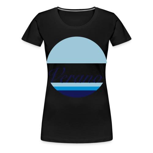 verano - Camiseta premium mujer