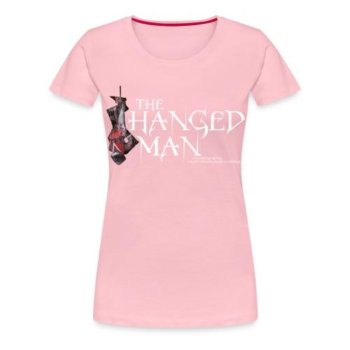 The Hanged Man Design - Women's Premium T-Shirt