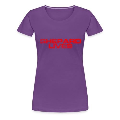 Shepard lives - Women's Premium T-Shirt
