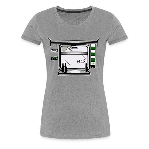 Wolfsburg on tour - Frauen Premium T-Shirt