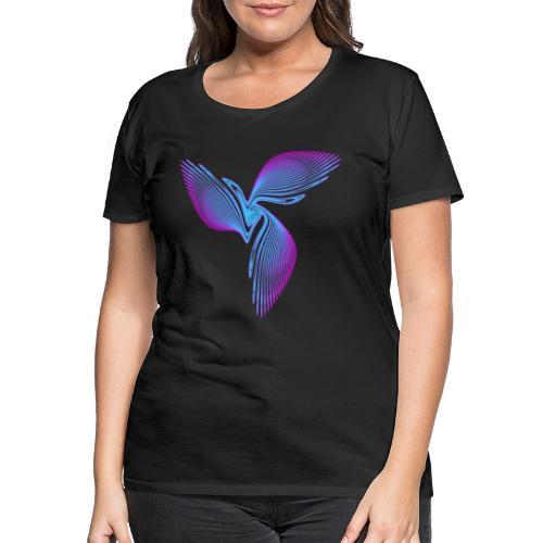 Bird Bird of Paradise Cockatoo Icarus Chaos 2992cool - Women's Premium T-Shirt