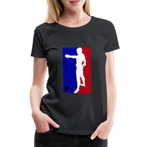 LionHeart Karatekämpfer/in , Judo, Boxen - Frauen Premium T-Shirt