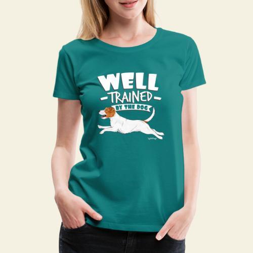 parsonwell2 - Naisten premium t-paita