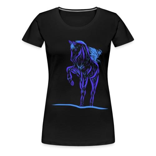 Fohlen - Frauen Premium T-Shirt