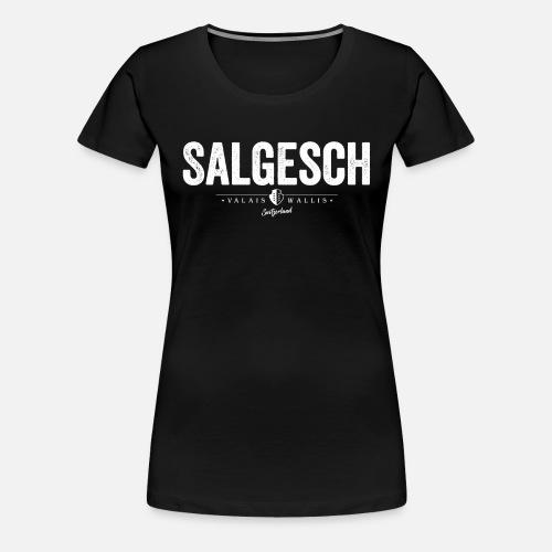 SALGESCH - Frauen Premium T-Shirt