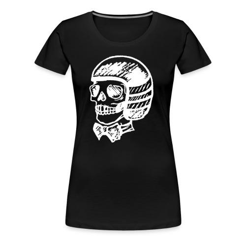 biker - T-shirt Premium Femme