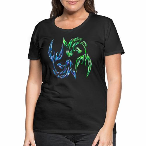 Piscis - Camiseta premium mujer