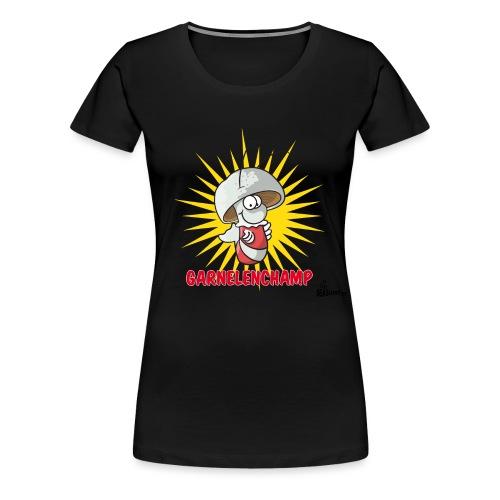 champgarnele - Frauen Premium T-Shirt