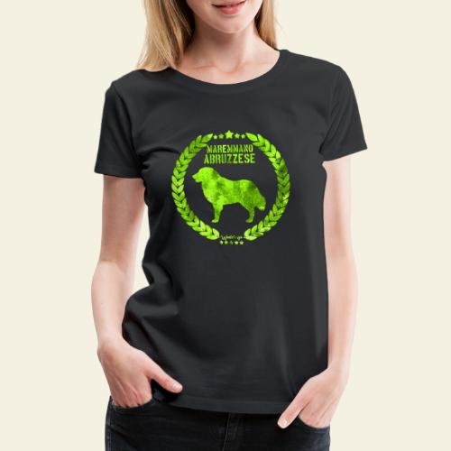 Maremmano Army I - Naisten premium t-paita