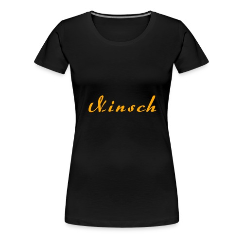Ninsch T-Shirt - Frauen Premium T-Shirt