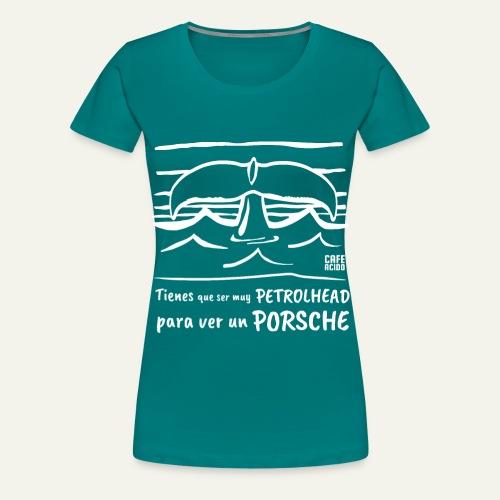 Cola de ballena - Camiseta premium mujer