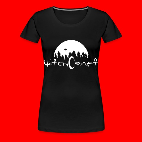 witchCraft 2 - Women's Premium T-Shirt