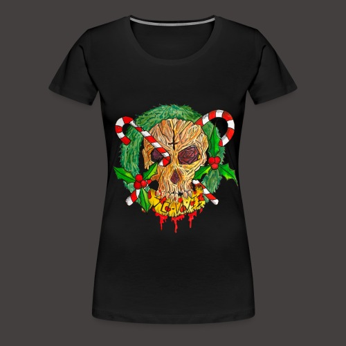 NO HELL - T-shirt Premium Femme
