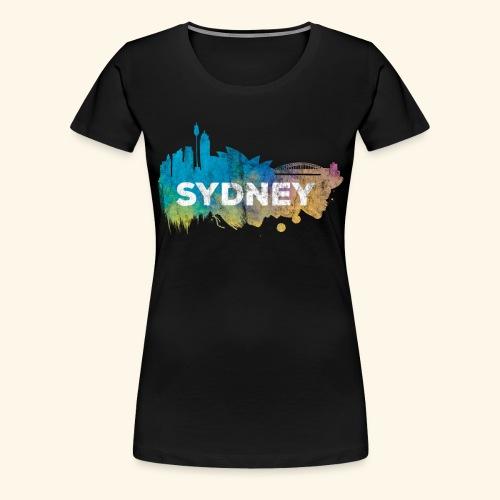 Sydney - Frauen Premium T-Shirt