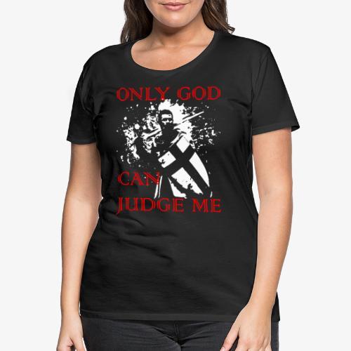 2reborn Kreuzritter Templer Crossknight knight - Frauen Premium T-Shirt