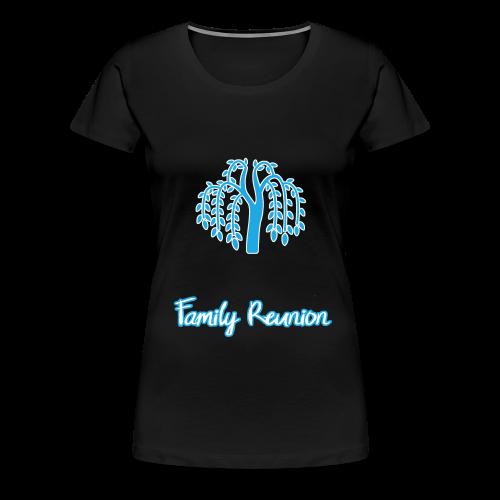 Familientreffen / Reunion 2019 Nachnamen einfügen! - Frauen Premium T-Shirt
