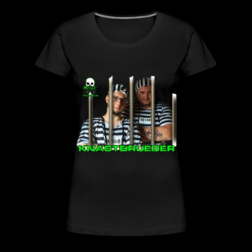 Knastbrueder - malle666.de - Frauen Premium T-Shirt