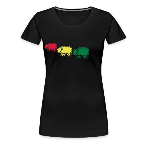 black sheep - T-shirt Premium Femme