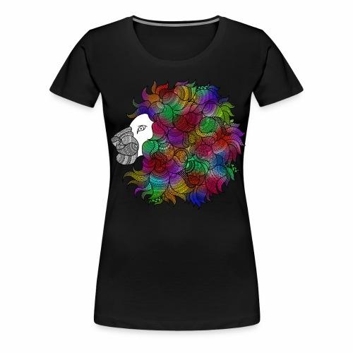 Sher Colour White - Koszulka damska Premium