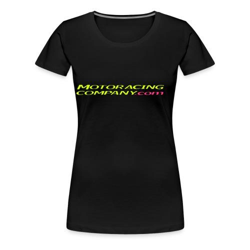MRC - Naisten premium t-paita