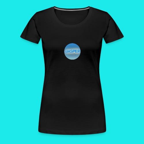 Logo Jaspe rondr png - Vrouwen Premium T-shirt